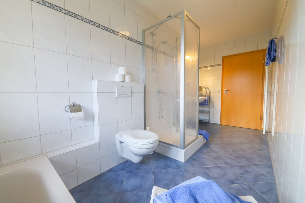 Badezimmer Ferienwohnung Brauneck