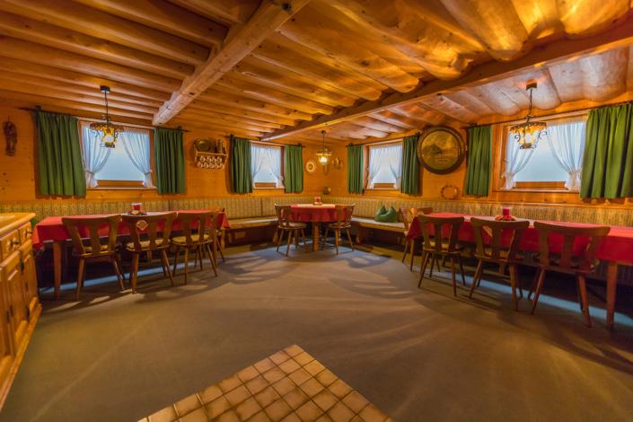 Aufenthaltsraum für unsere Gäste